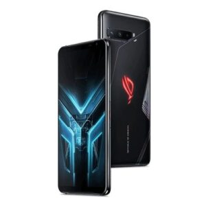 Asus ROG phone 3 256gb Black front and back view